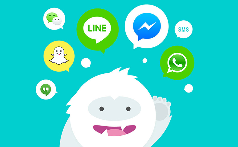 Chat Snow Monster*820