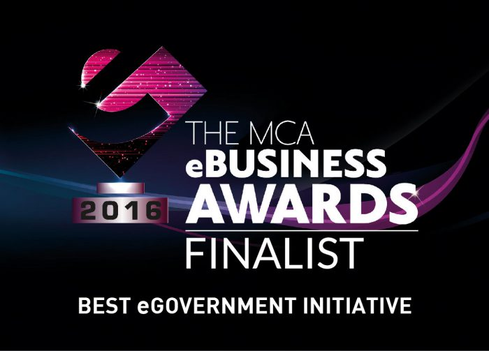 MCA eBusiness Awards Best eGovernment Initiative Jobsplus