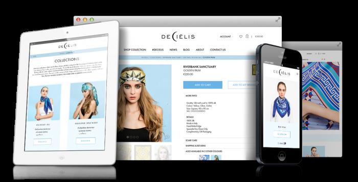 Decielis - a digital e-commerce transformation